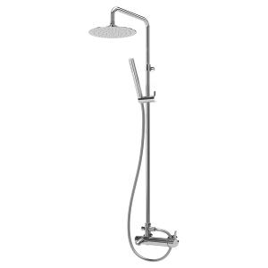 Напольная душевая система со смесителем для ванной