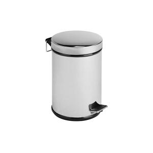 Контейнер для мусора с крышкой и педалью 3 л.